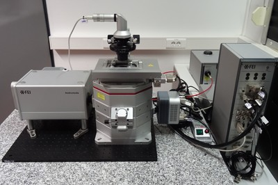 Mikrospektrofluorimeter